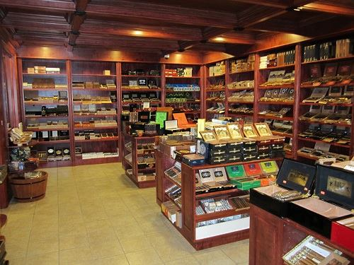ultimate cigar lounge